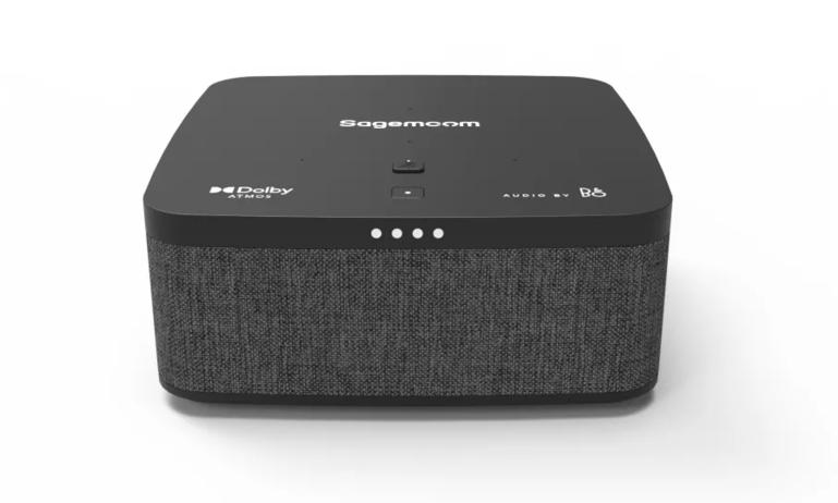 Sagemcom giới thiệu đầu set-top box Dolby Atmos với sự hỗ trợ từ Bang & Olufsen