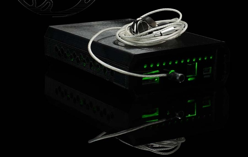 Swan Song Audio mở bán headamp Mini Black: Vỏ máy làm từ công nghệ in 3D, cấu hình mạnh, giá gần 40 triệu