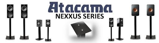 Atacama NeXXus: Bộ chân loa sử dụng cấu trúc module, có thể nâng cấp theo nhu cầu