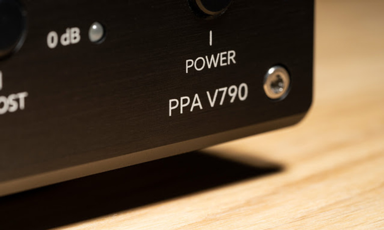 Violectric giới thiệu phono preamp hi-end PPA V790