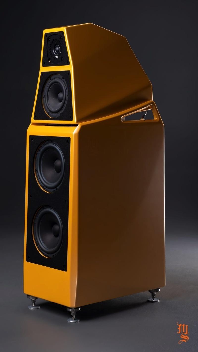 Wilson Audio chính thức mở bán chân chống rung Acoustic Diode