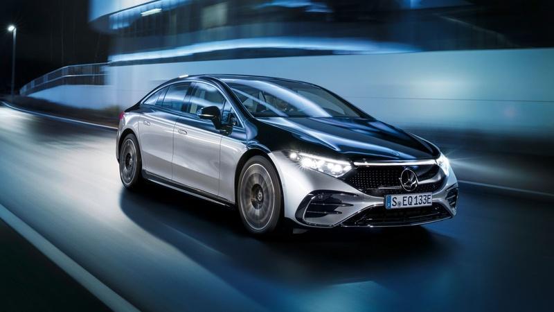 Mercedes-Benz công bố giá chính thức cho dòng xe điện hạng sang EQS