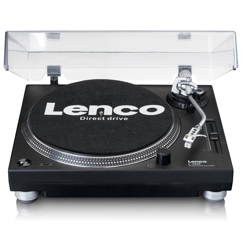Lenco trình làng bộ đôi mâm than giá rẻ L-92WA và L-3809