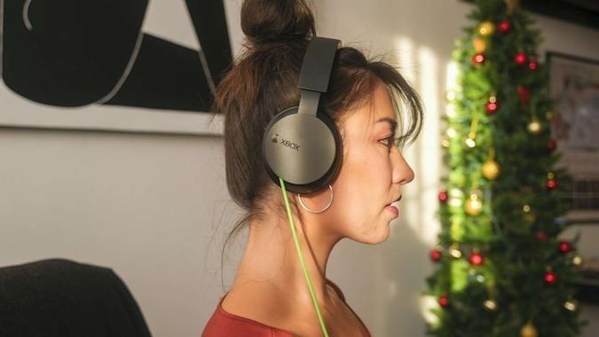 Microsoft hé lộ phiên bản có dây của tai nghe gaming Xbox Stereo Headset