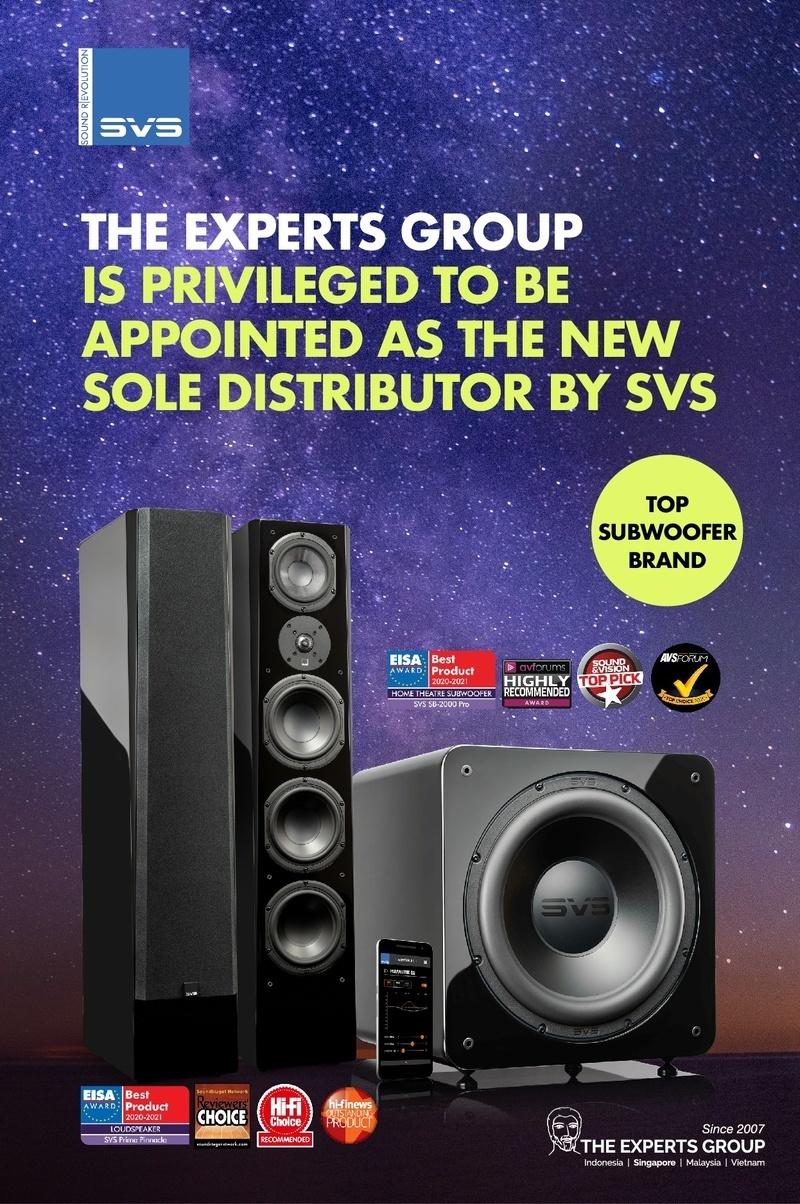 The Experts Group trở thành nhà phân phối chính thức của SVS tại Việt Nam