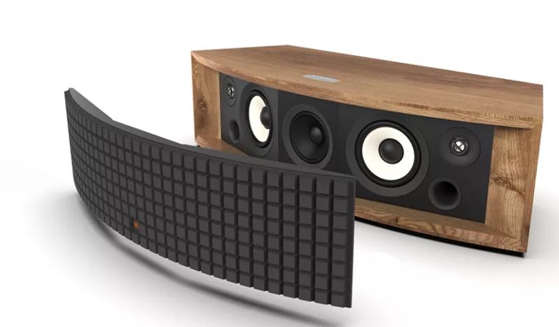 JBL L75ms: Dàn âm thanh công nghệ cao ẩn giấu trong vẻ ngoài cổ điển