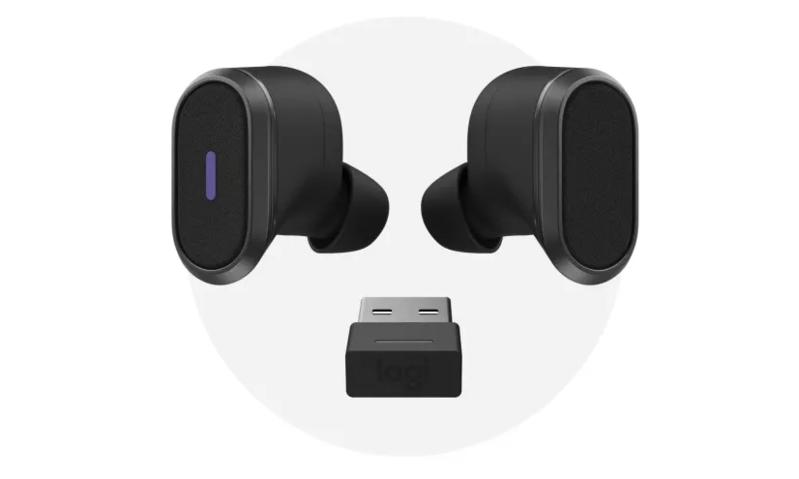 Logitech Zone True Wireless: Tai nghe true-wireless dành cho các buổi họp trực tuyến