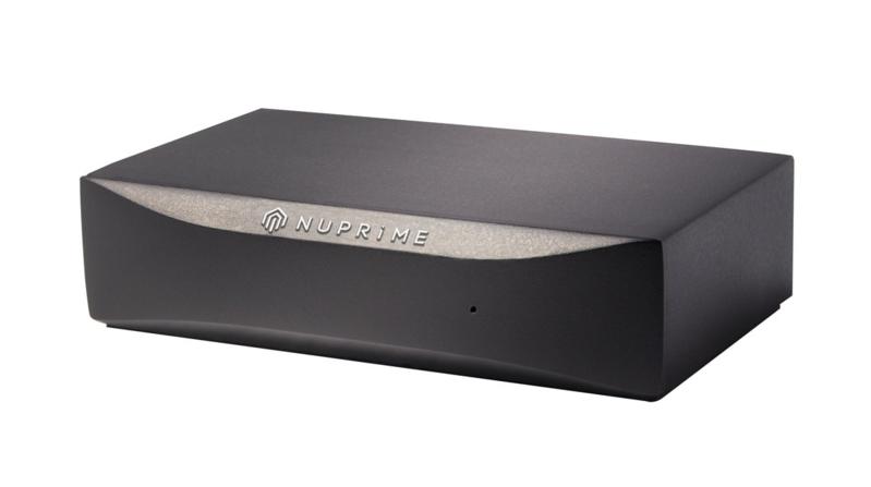 Đầu stream nhạc số NuPrime Stream Mini: Nhỏ gọn, đa dụng, giá hấp dẫn