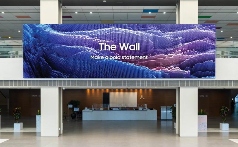 Samsung ra mắt The Wall 2021: Kích thước lên tới 1000-inch, tích hợp nhiều công nghệ hiển thị đặc sắc