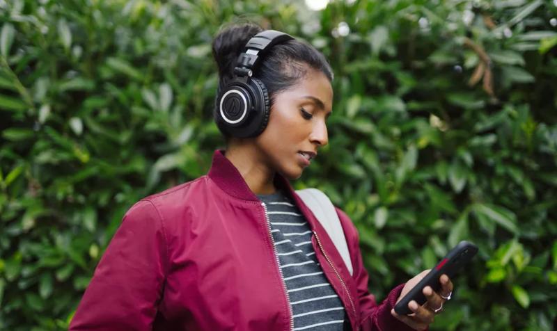 Audio-Technica ra mắt sản phẩm kế nhiệm của tai nghe không dây đầu bảng ATH-M50xBT