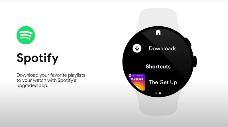 Spotify cập nhật tính năng mới cho ứng dụng trên đồng hồ thông minh Android