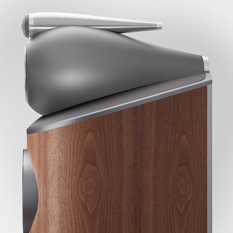 Bowers & Wilkins chính thức ra mắt dòng 800 Series D4: Hàng loạt nâng cấp ấn tượng cho dòng loa huyền thoại
