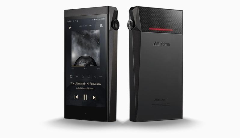 Astell & Kern ra mắt máy nghe nhạc hi-end A&ultima SP2000T với cấu hình 4 DAC ES9068AS