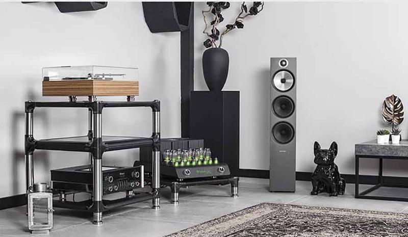 Bassocontinuo: Thương hiệu kệ máy nghe nhạc hàng đầu từ Ý