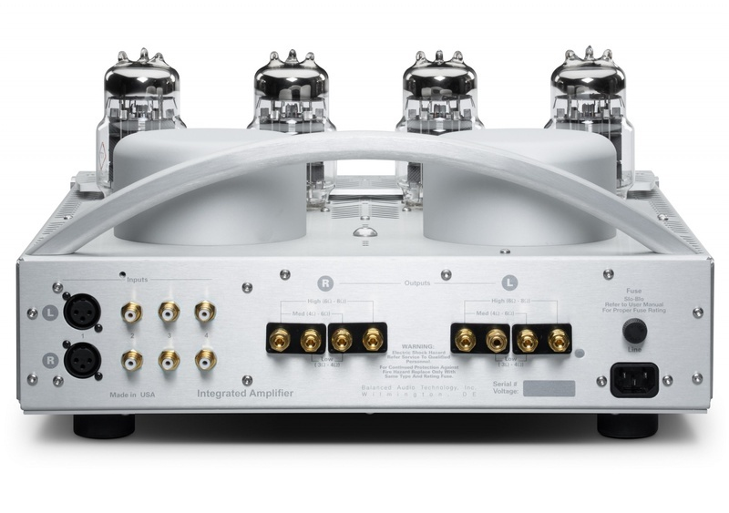 Balanced Audio Technology ra mắt ampli đèn tích hợp cao cấp VK80i