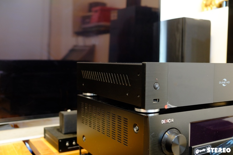 Dune HD Ultra Vision 4K: Hấp dẫn với hàng loạt nâng cấp đáng giá