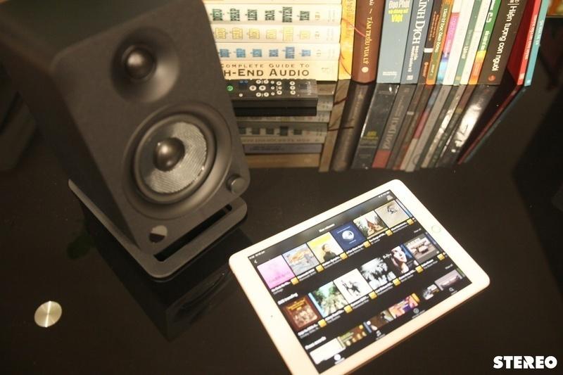 Trải nghiệm loa desktop mini Yu Kanto đến từ Canada