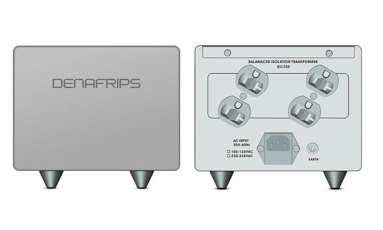 Denafrips ra mắt biến áp cách ly cao cấp BIC500