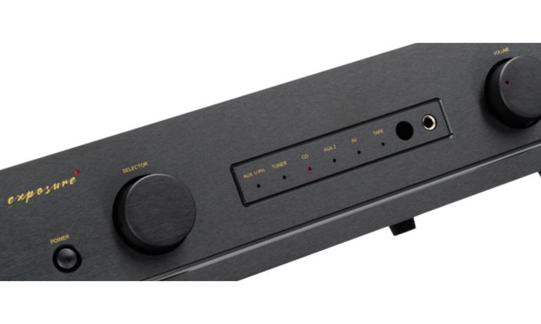 Exprosure hé lộ ampli tích hợp 3510 với nhiều công nghệ từ 5010 Series đầu bảng