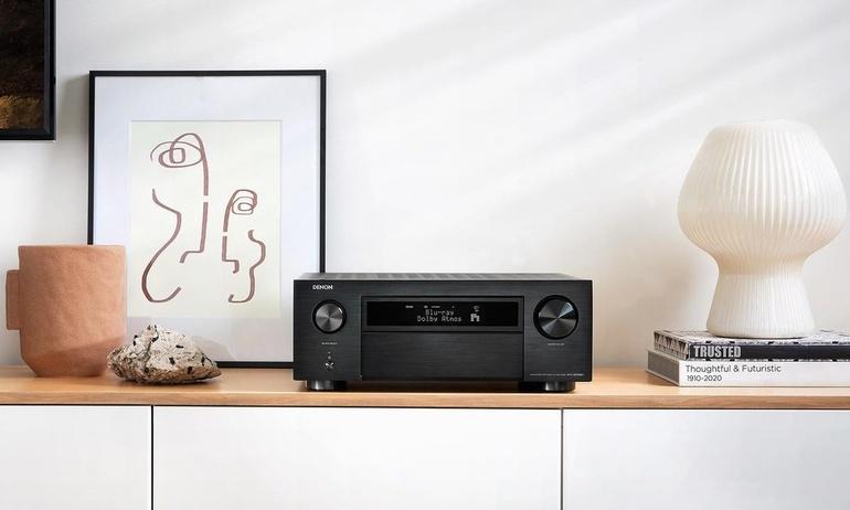 Sound United khắc phục hoàn toàn lỗi hiển thị trên các dòng AV receiver 2020 của Denon và Marantz