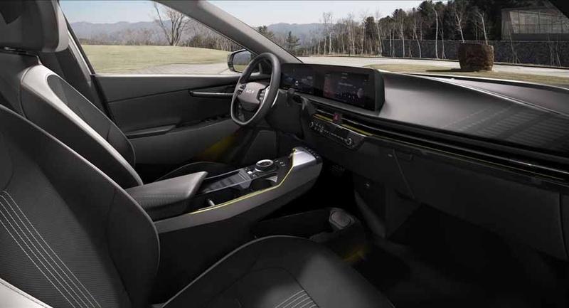 KIA hé lộ mẫu xe ô tô điện đầu tiên với hệ thống âm thanh từ Meridian Audio