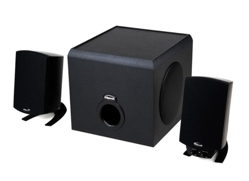 Nâng cấp âm thanh cho góc làm việc với Klipsch ProMedia 2.1 Bluetooth