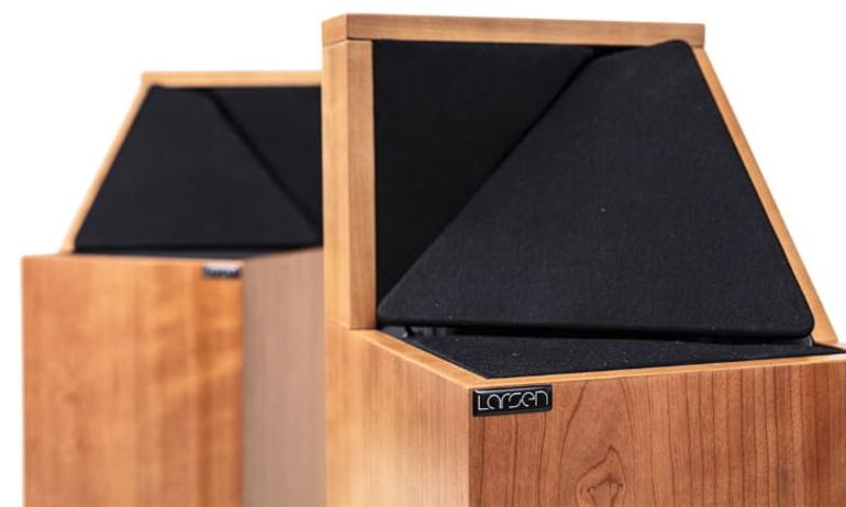 Larsen HiFi giới thiệu dòng loa tự cân chỉnh âm thanh theo mọi phòng nghe