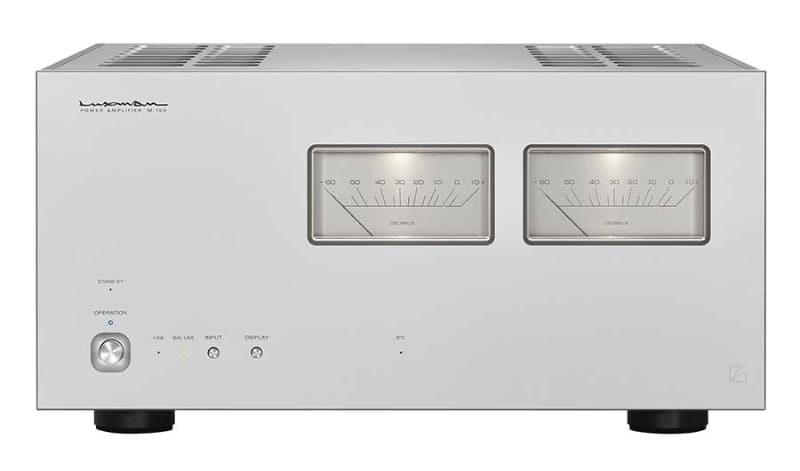 Luxman chia sẻ thông tin về chiếc power amp M-10X nhân dịp 100 năm thành lập