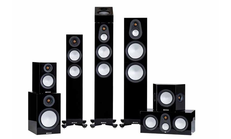 Monitor Audio trình làng dòng loa Silver Series thế hệ thứ 7: Nhiều thay đổi đáng giá