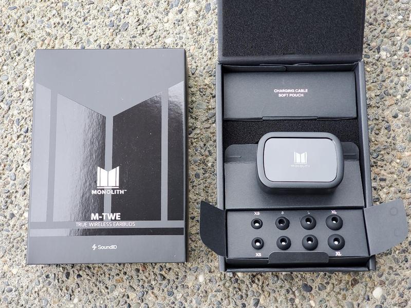 "Monolith M-TWE: Tai nghe true-wireless cao cấp giá ""mềm"" từ Monoprice"