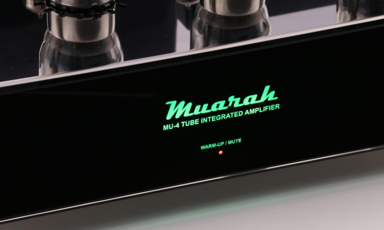 Ampli đèn hi-end Muarah Audio Mu-4 Evo