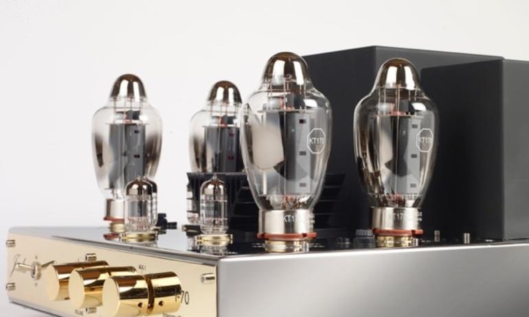 Jadis mở bán ampli đèn tích hợp Diapason Luxe và I-70: Đẹp đến từng chi tiết