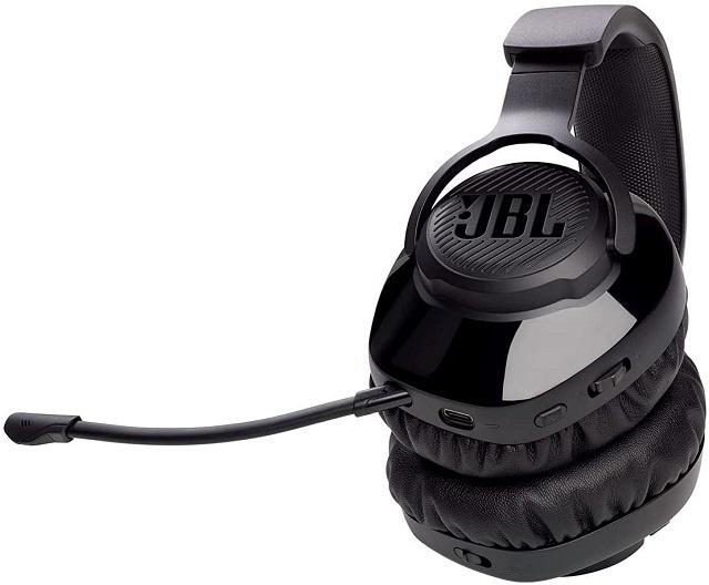 JBL trình làng tai nghe gaming không dây Quantum 350 với cấu hình hấp dẫn game thủ