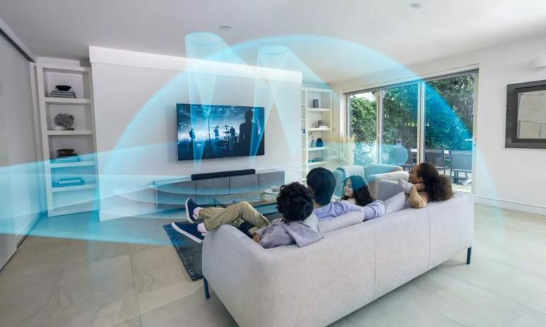 Sony ra mắt bộ loa Dolby Atmos 5.1.2 HT-A5000: Nhiều công nghệ tiên tiến, hỗ trợ 360 Reality Audio, giá chỉ 900 USD