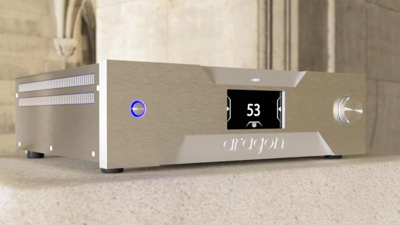 Aragon hoàn thiện dòng sản phẩm hi-end Elements Collection với Tungsten Preamplifier