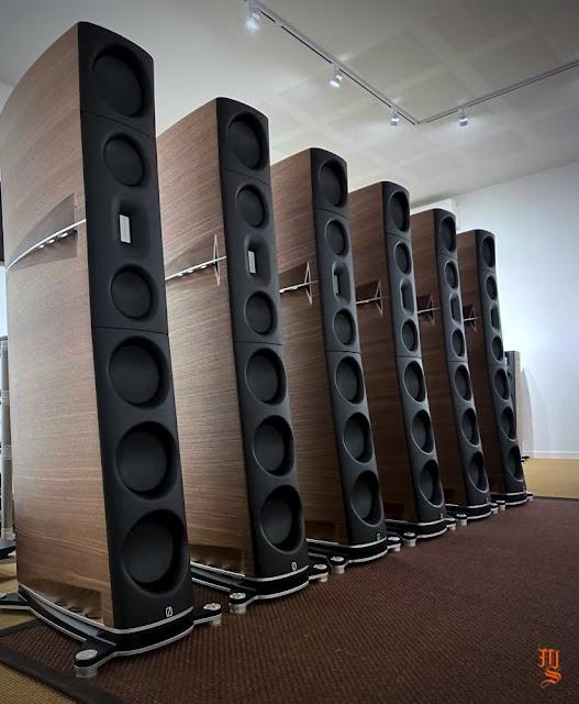 Borresen Acoustics chuẩn bị trình làng siêu phẩm Borresen 05 Silver Supreme Edition tại Capital Audio Fest 2021