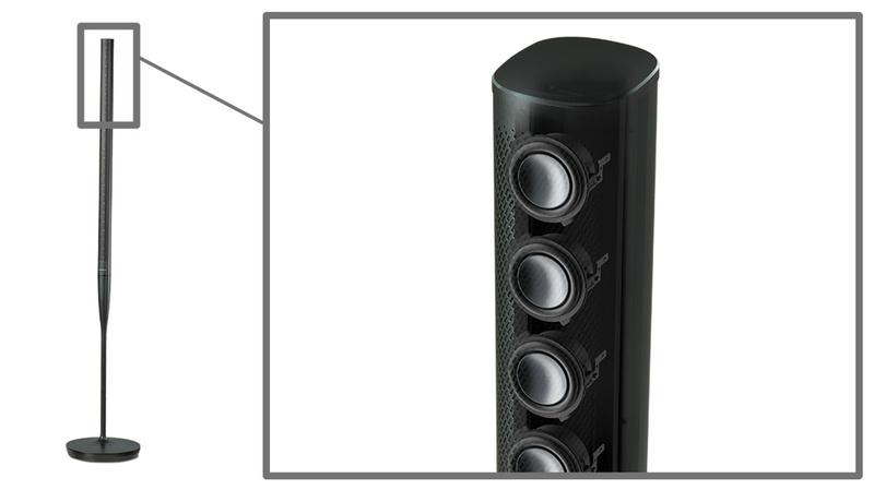 Harman Kardon giới thiệu bộ loa không dây Radiance 2400 với thiết kế dành cho các không gian nhỏ