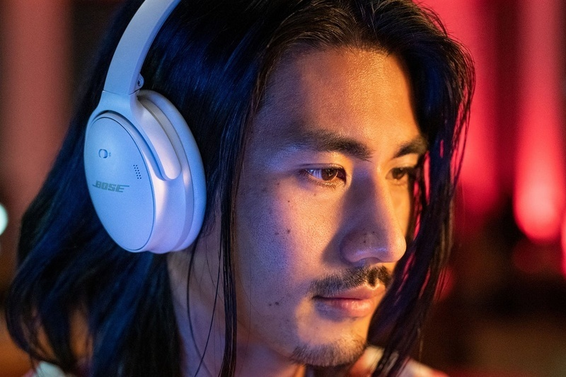 Bose chính thức ra mắt tai nghe QuietComfort 45: Chống ồn hiệu quả hơn, pin 24 tiếng