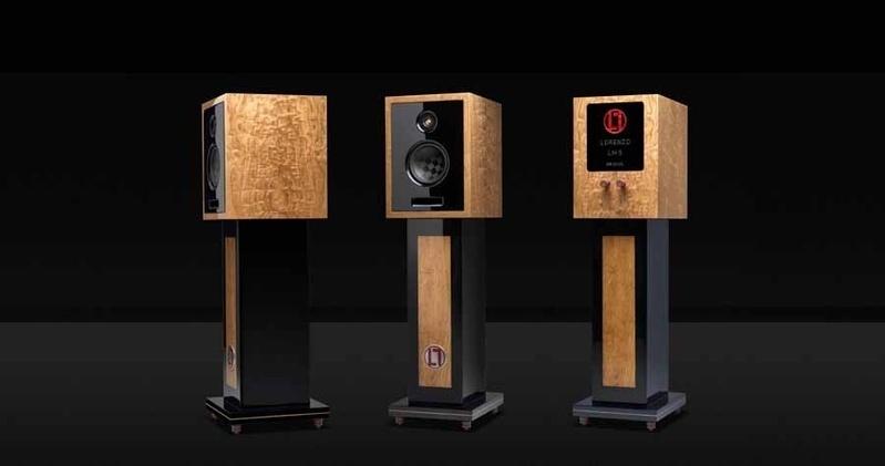 """""""Tân binh"""" Lorenzo Audio Labs chào sân thị trường high-end với loạt loa đẹp không tì vết"""