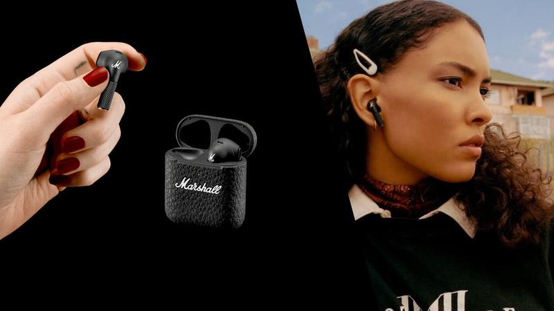 Marshall mở rộng danh sách tai nghe true wireless với bộ đôi Minor III và Motif ANC