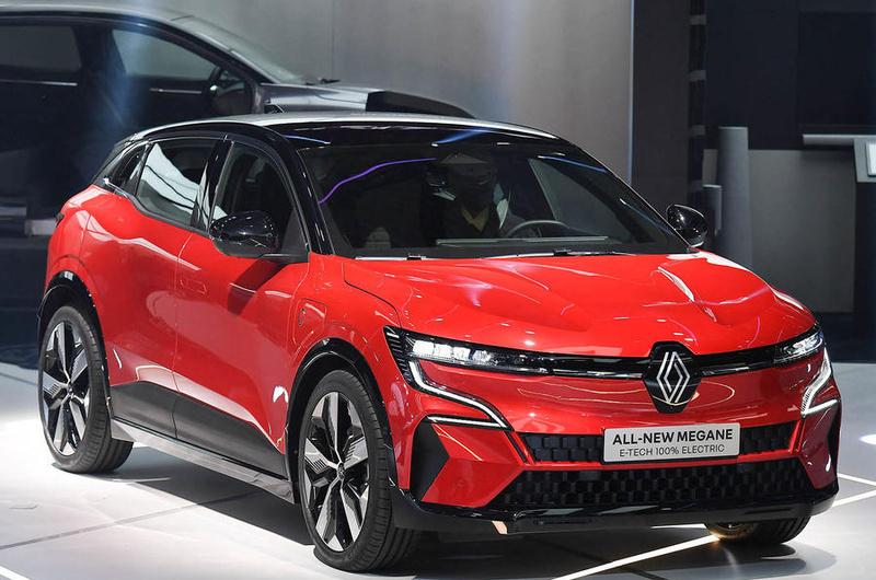 Harman Kardon giới thiệu hệ thống âm thanh cao cấp dành cho xe ô tô điện Renault Mégane E-Tech
