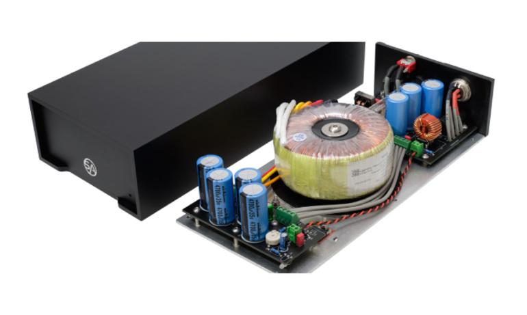 Stack Audio ra mắt nguồn tuyến tính VOLT dành cho Roon Nucleus và đầu giải mã Chord Electronics