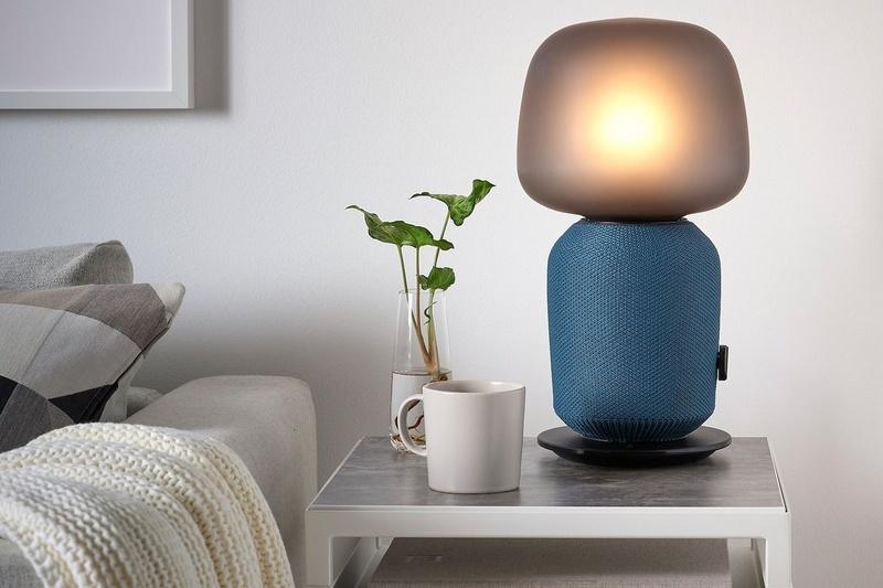 Rò rỉ thông tin chi tiết về phiên bản tiếp theo của chiếc loa đèn bàn Ikea Symfonisk