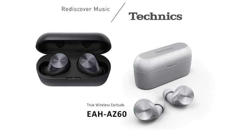 Technics tiếp tục thành công của EAH-AZ70W với bộ đôi tai nghe true-wireless mới