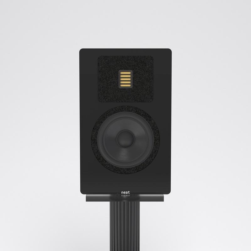 Neat Acoustics giới thiệu phiên bản đặc biệt của dòng loa 30 năm tuổi Neat Petite