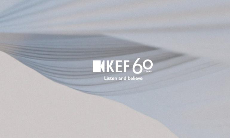 Thương hiệu loa Anh KEF chạm mốc 60 năm trên hành trình hoạt động