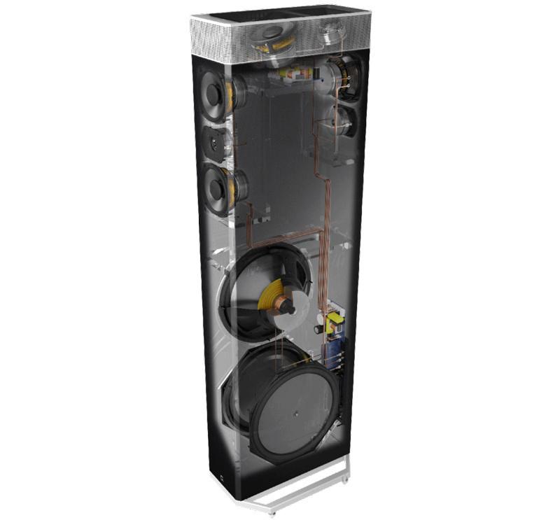 Definitive Technology BP9080x: Chinh phục mọi không gian giải trí tại gia