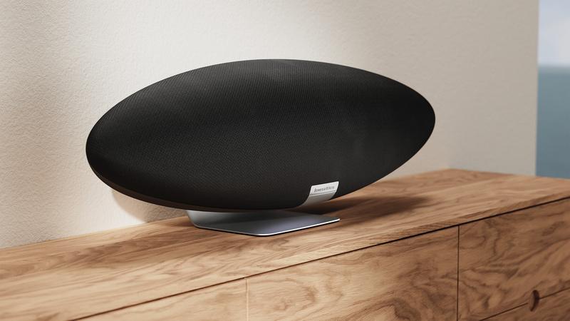 Bowers & Wilkins tái sinh dòng loa Zeppelin với thiết kế mới cho thời đại streaming