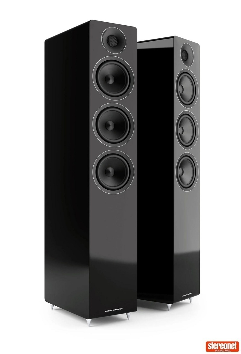 Acoustic Energy giới thiệu đôi loa đầu bảng thuộc 300 Series