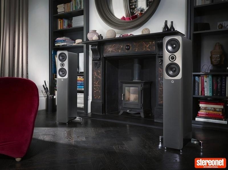 Q Acoustics giới thiệu bộ ba sản phẩm mới cho Concept Series